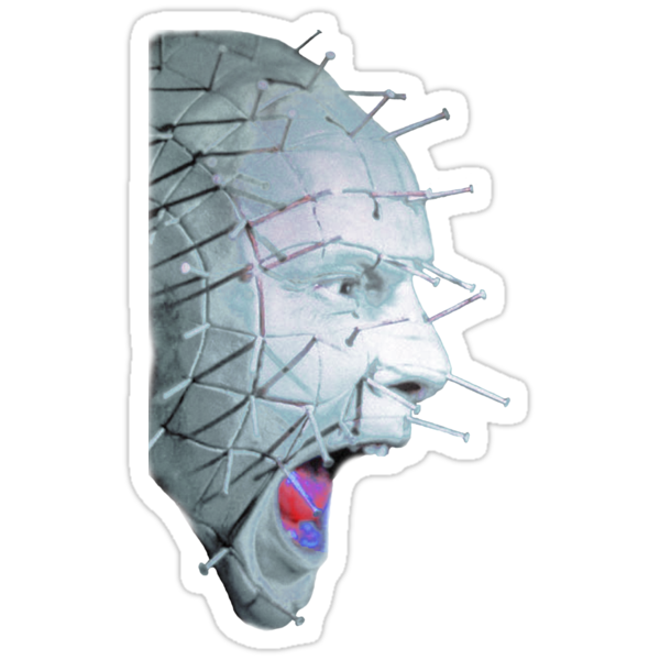 Pinhead Scream - Hellraiser by Tim Topping