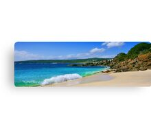 Bremer Bay Beach Canvas Print