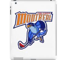 Montreal Falcons iPad Case/Skin