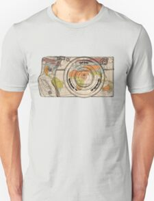 Travel The World With A Camera T-Shirt