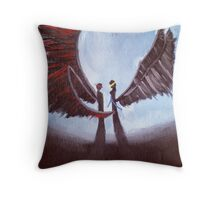 I Shall Not Disappoint Throw Pillow