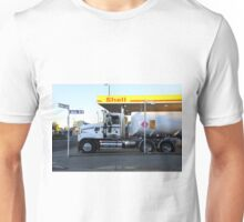 At SHELL Early Morning Unisex T-Shirt
