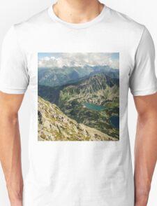 Mountain valley Unisex T-Shirt