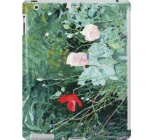 Mom's Poppies iPad Case/Skin