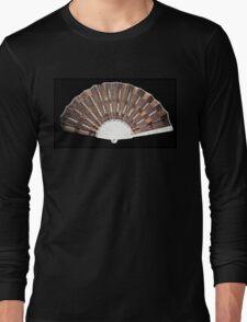 retro fan Long Sleeve T-Shirt