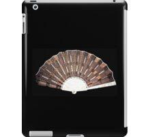 retro fan iPad Case/Skin