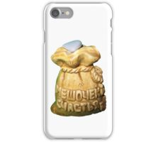The pouch of happiness iPhone Case/Skin