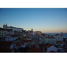 Lisbon - Baixa Photographic Print