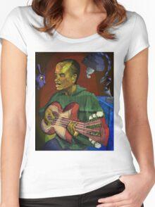 Adlai Alexander Women's Fitted Scoop T-Shirt