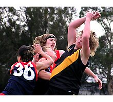 Where's The Ball? Photographic Print