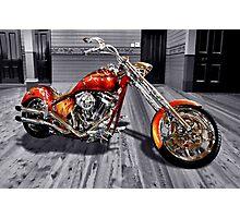 Harley Magic Photographic Print