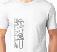 Static vert Unisex T-Shirt