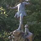 Peter Pan in Kensington Gardens, London by BronReid