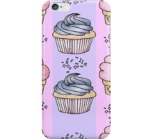 cupcakes and ice-cream!  iPhone Case/Skin