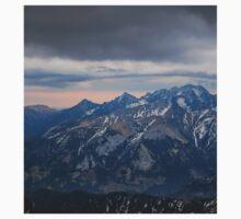 Mountain ridge One Piece - Long Sleeve