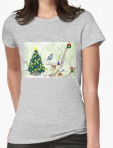 The Starling and Christmas in Africa T-Shirt