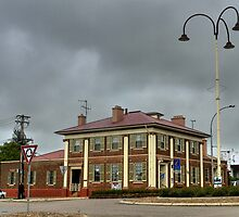 Postcard from Crookwell by Rosalie Dale