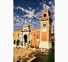 Impressions of Venice - Arsenale di Venezia Lions Unisex T-Shirt