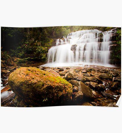 Liffey Falls, Liffey, Tasmania Poster