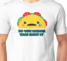 Therapy Taco Unisex T-Shirt