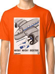 A Plane Accident. Classic T-Shirt