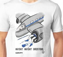 A Plane Accident. Unisex T-Shirt