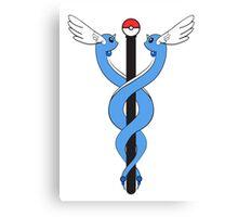 Pokemon Caduceus Canvas Print