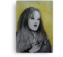 The Spellbound Misfit  Canvas Print