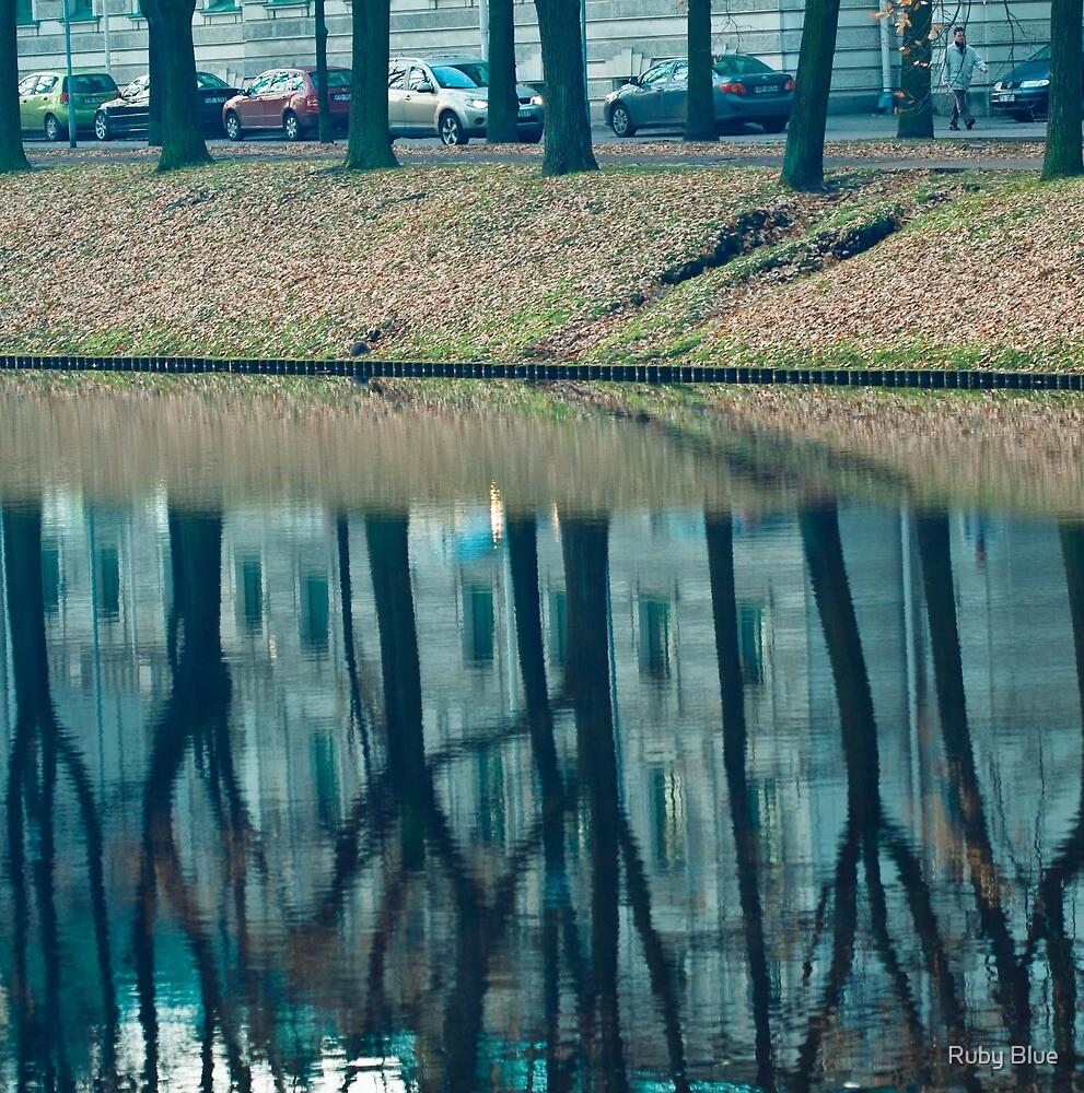 Parallel lines by Alina Uritskaya