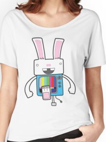 Bunny Ears Women's Relaxed Fit T-Shirt