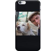 Mac Demarco's dog selfie iPhone Case/Skin