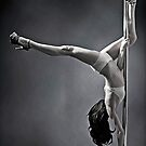 Pole Art  - Split Grip by hannahelizabeth
