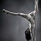 Pole Art  - Split Grip by hannahelizabeth