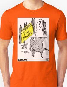 Fish Fingers ? Unisex T-Shirt