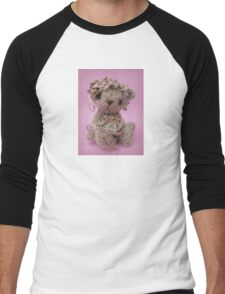 Debra - Handmade bears from Teddy Bear Orphans Men's Baseball ¾ T-Shirt