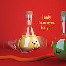 Only Have Eyes For You - Goggles - Cute Chemistry by chayground
