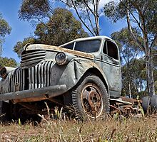 Old Timer by JaninesWorld