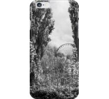 spokes iPhone Case/Skin