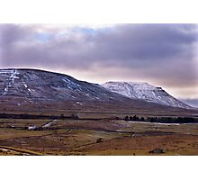 Whernside Fell Photographic Print