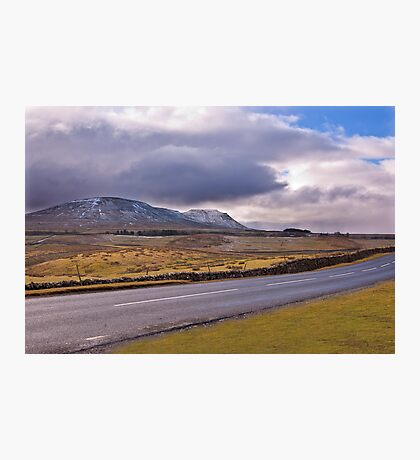 Road to the Dales Photographic Print