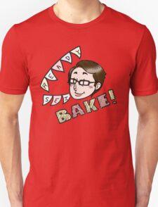 Sue Says Bake! Unisex T-Shirt