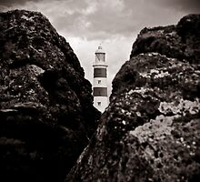 Belle Vue Lighthouse by dansLesprit
