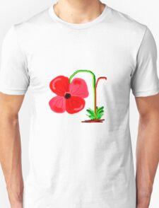 Remember the Fallen T SHIRT/BABY GROW/STICKER Unisex T-Shirt