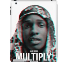 A$AP ROCKY | 2015 | MULTIPLY iPad Case/Skin