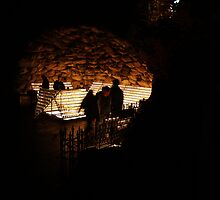 The Grotto by BarbL