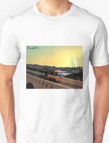 Across the Border Unisex T-Shirt