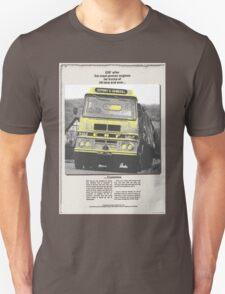 ERF/Cummings truck advert - 1971! T-Shirt