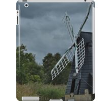 The old Water pump iPad Case/Skin