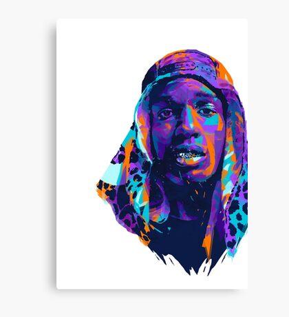 A$AP ROCKY | 2015 | ART Canvas Print