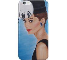 Hepburn iPhone Case/Skin